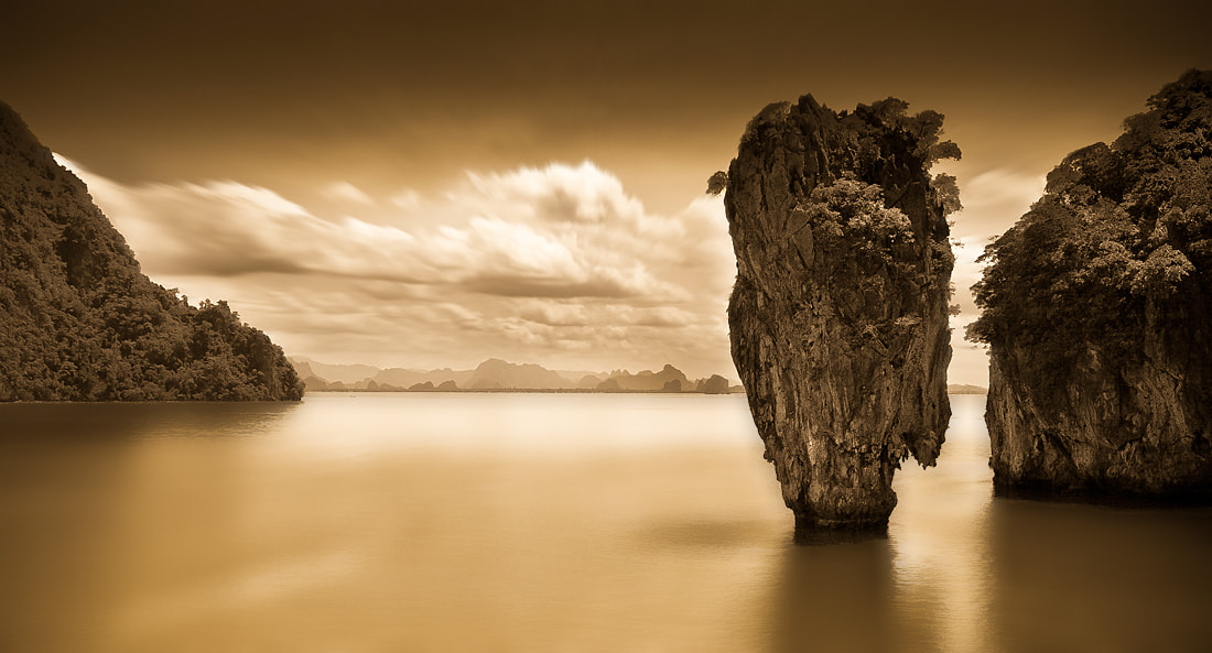 Photograph James Bond ISLAND by Lucio Piacentini on 500px