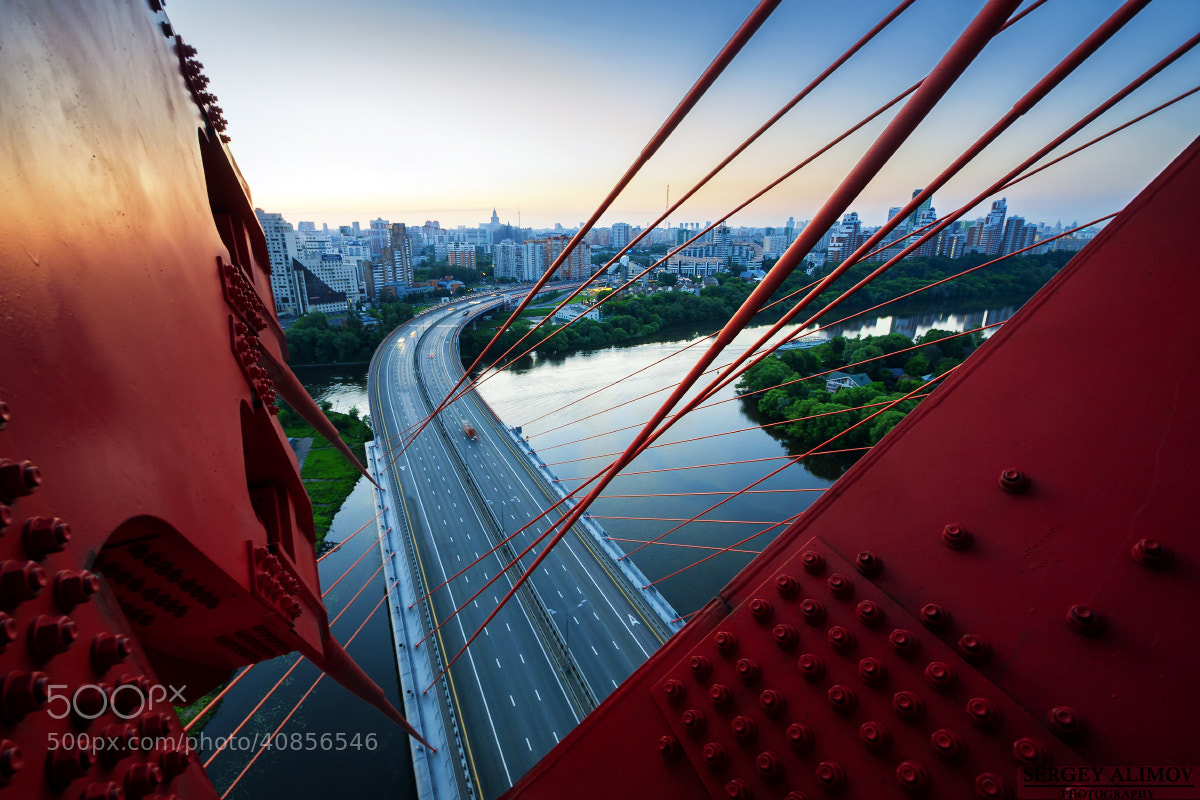 Photograph Heart Of The Bridge by Sergey Alimov on 500px