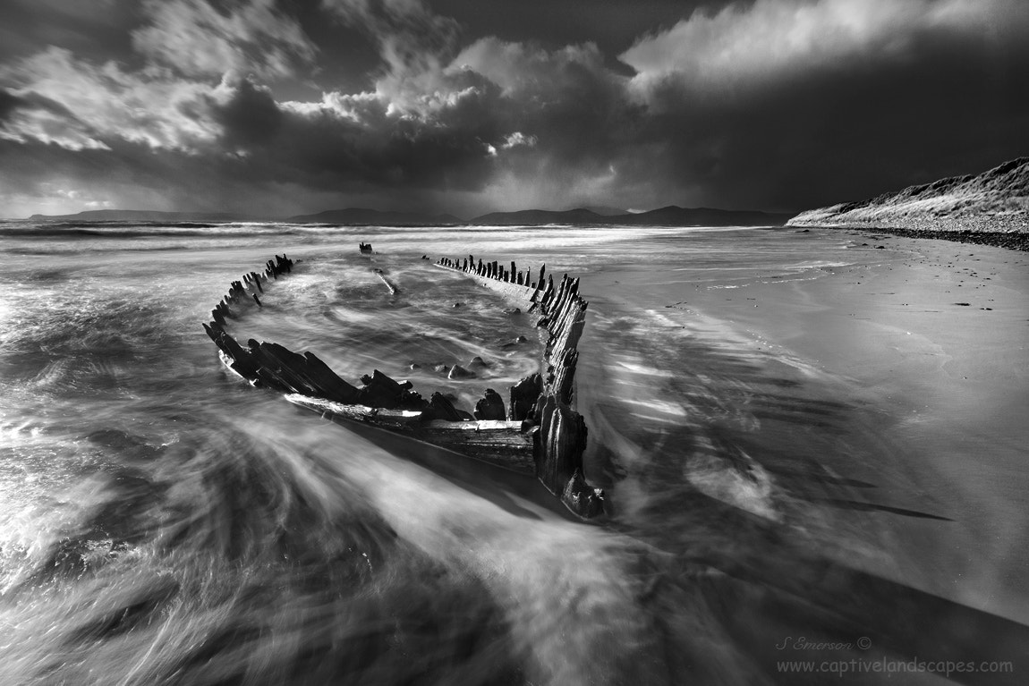Photograph Wreck of the Sunbeam by Stephen Emerson on 500px