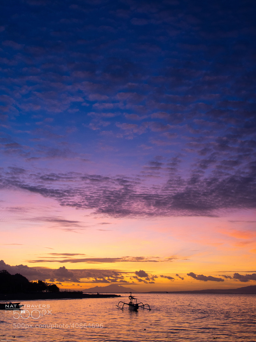 Photograph Morning gradation by Nathalie Stravers on 500px