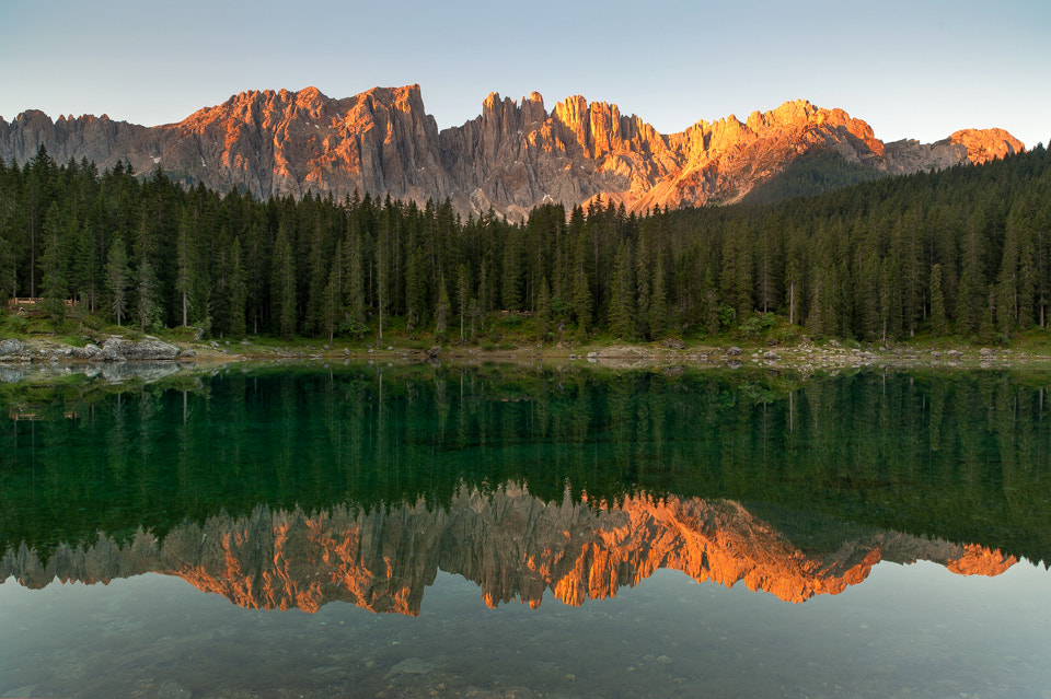 Photograph Karersee by Simone Coltri on 500px