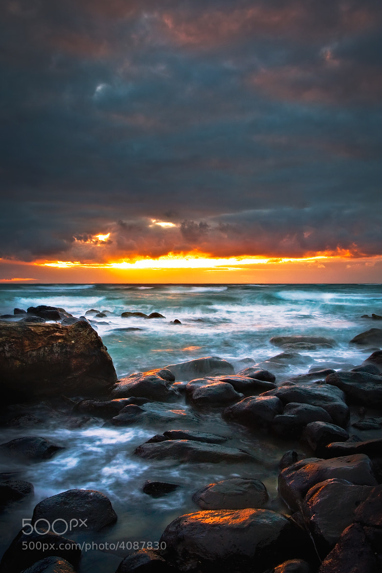 Photograph Burning Sky by Dee Nichols on 500px
