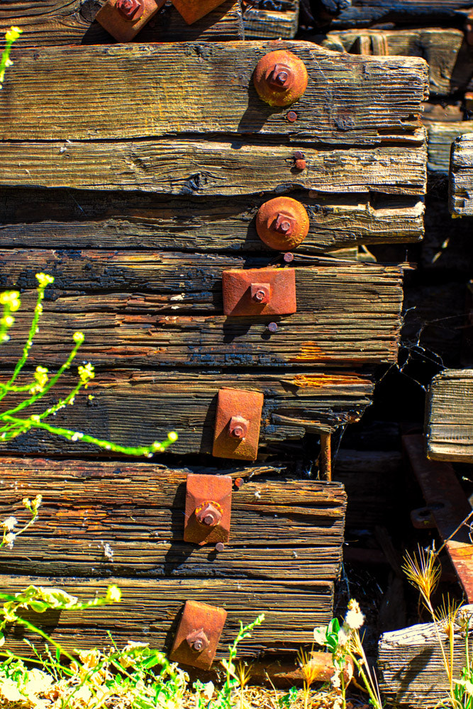 Photograph Wood & Bolts by Cameron Smith on 500px