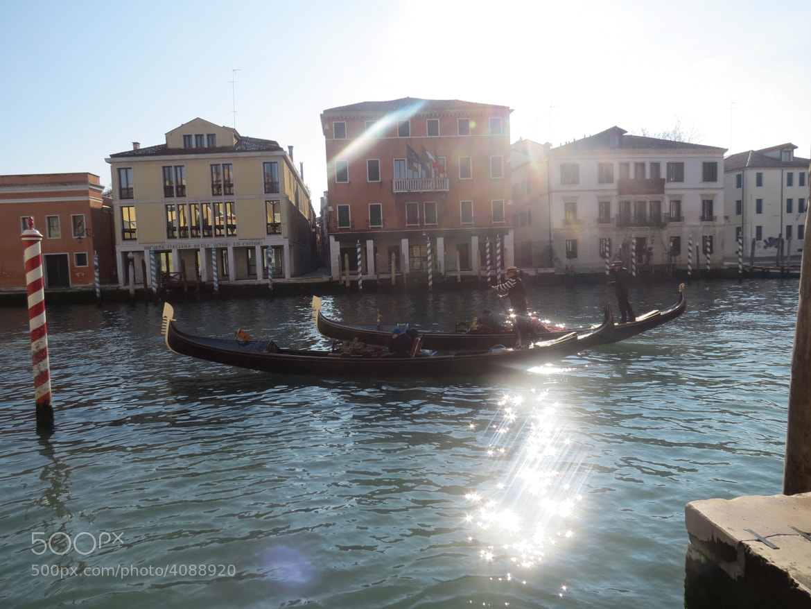 Photograph Gondola by Federica Galli on 500px