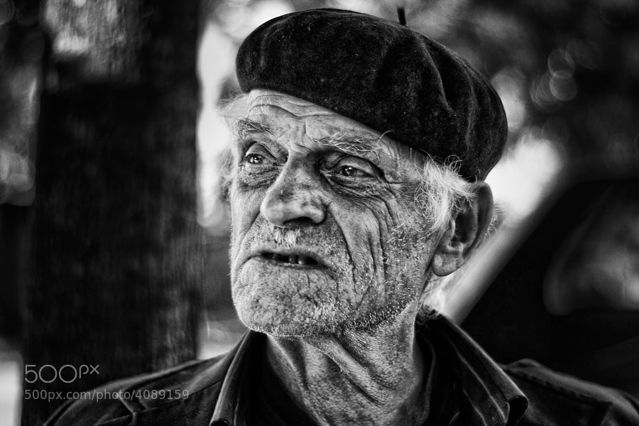 Photograph Portrait 07 by Mihailo Radičević on 500px