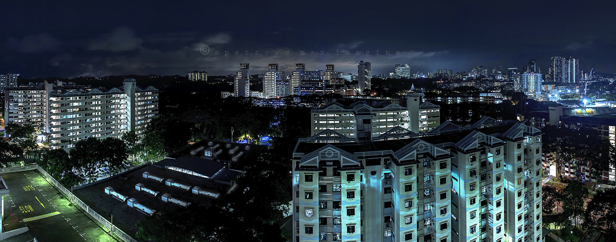 Photograph night skyline by M a x Ooi on 500px
