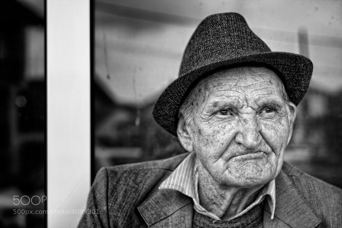 Photograph Portrait 08 by Mihailo Radičević on 500px