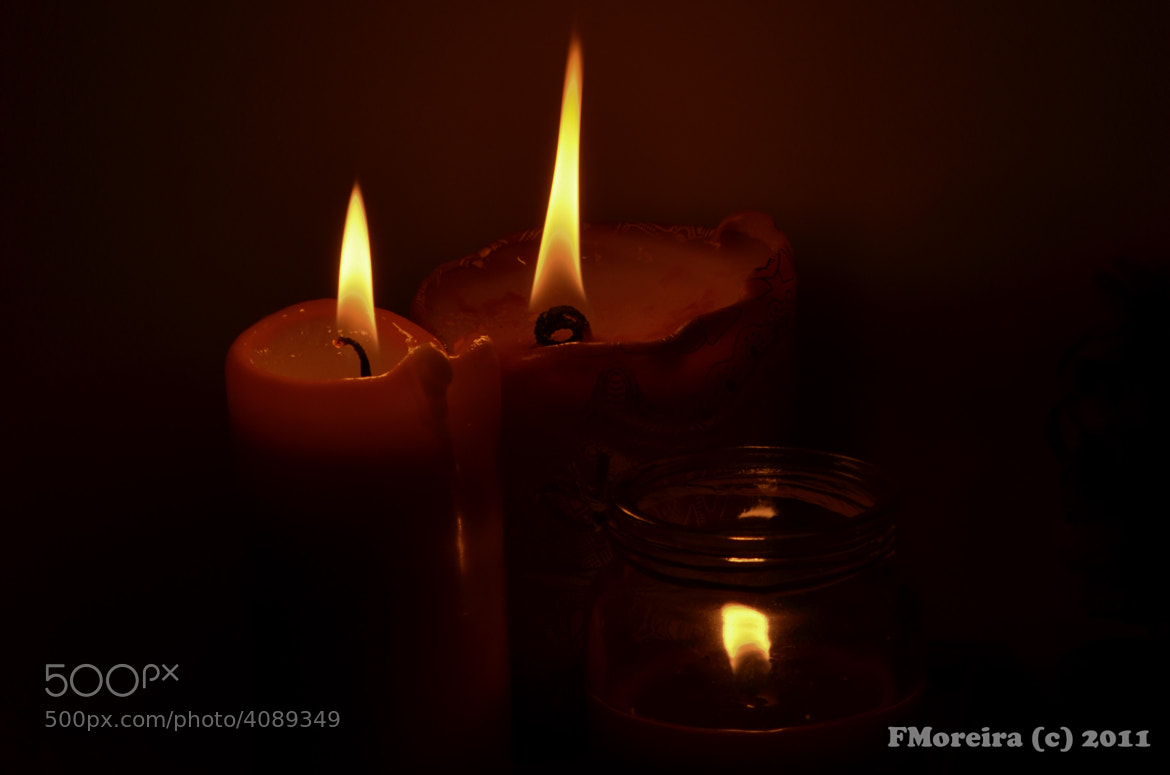 Photograph Like a candle... by Fernando Moreira on 500px