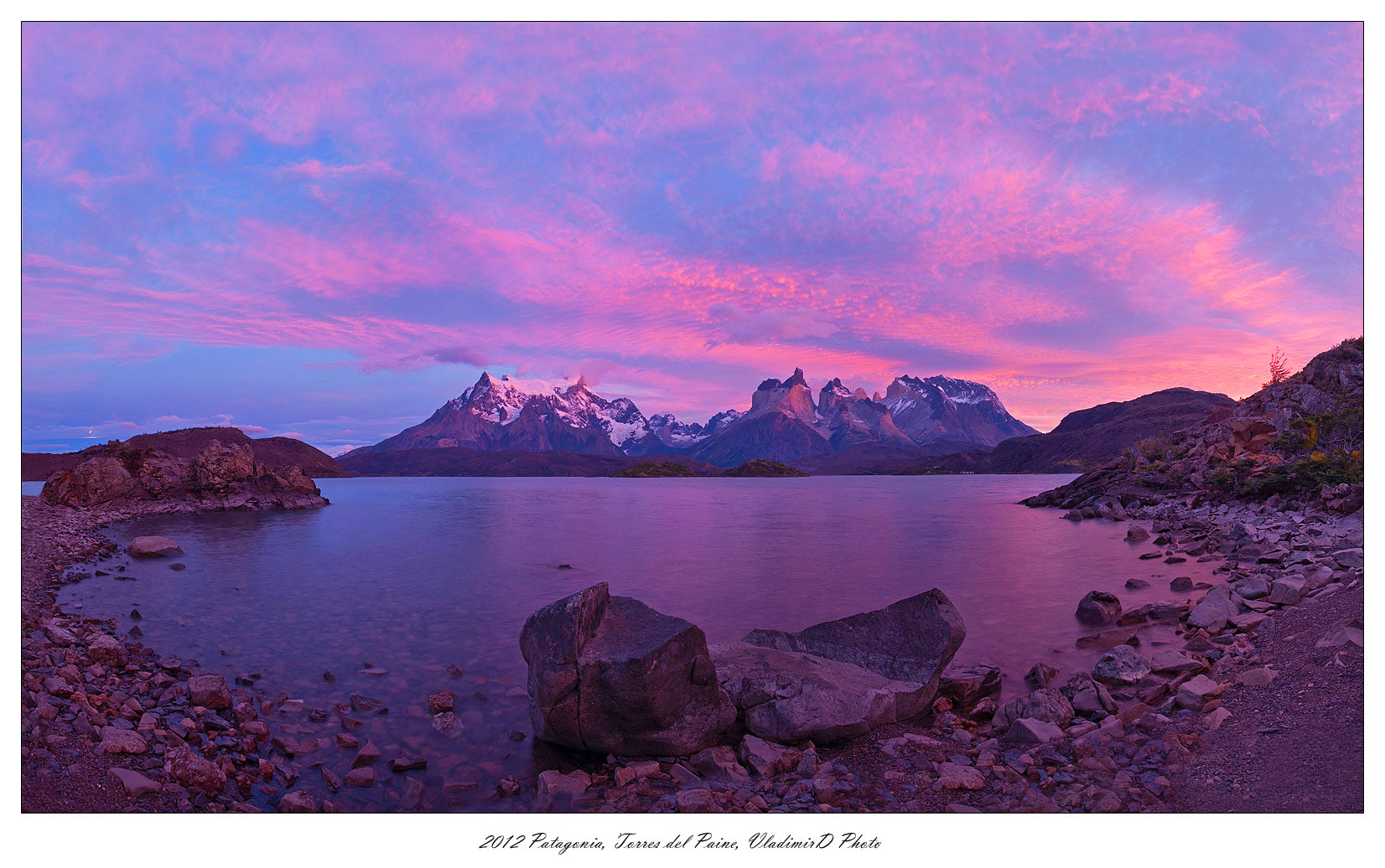 Photograph Torres del Paine by Vladimir D on 500px