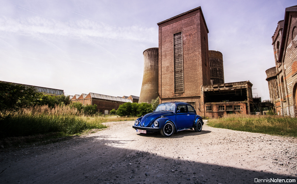 Photograph 1973 VW Bug by Dennis  Noten on 500px
