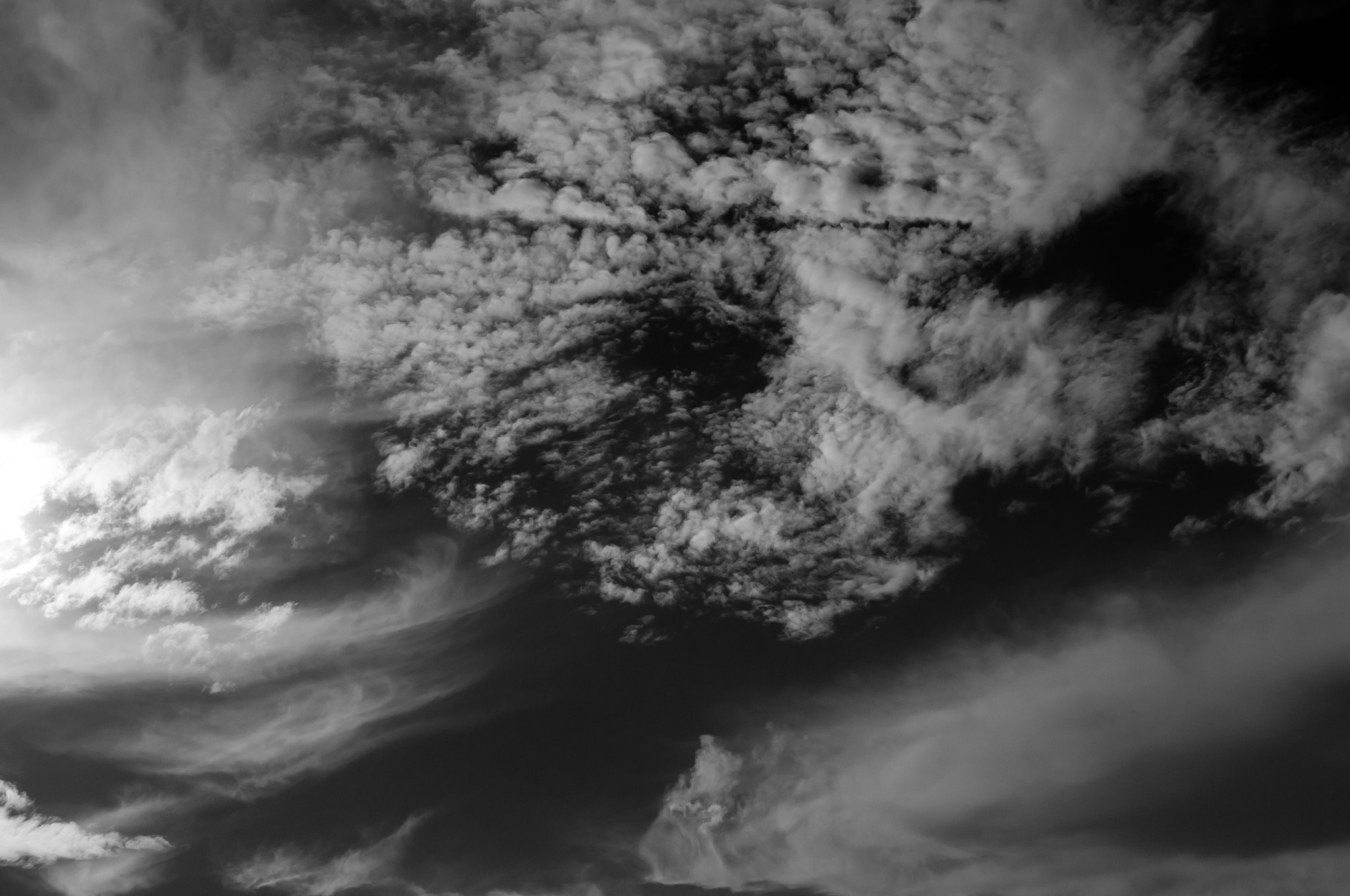 Photograph Clouds - 1 - NYC 2011 by Kurt Nelson on 500px