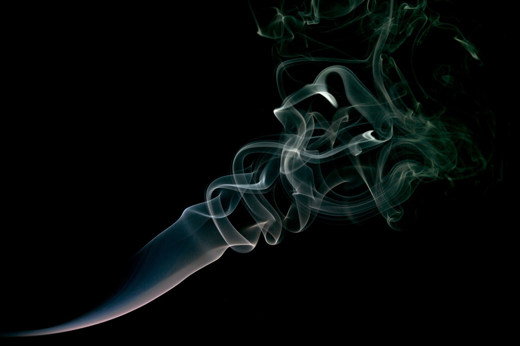 Photograph Smoke shadows by Logan Brown on 500px