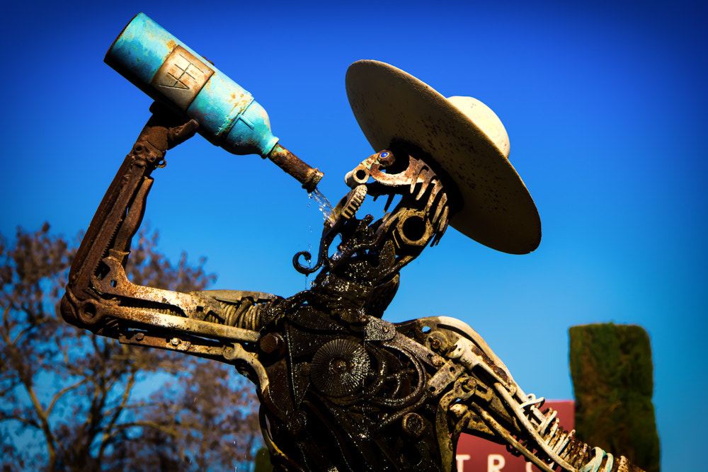 Photograph Drunk Robot by Cameron Smith on 500px