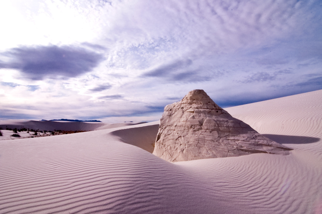 Photograph White Sands by Sandra Garip on 500px
