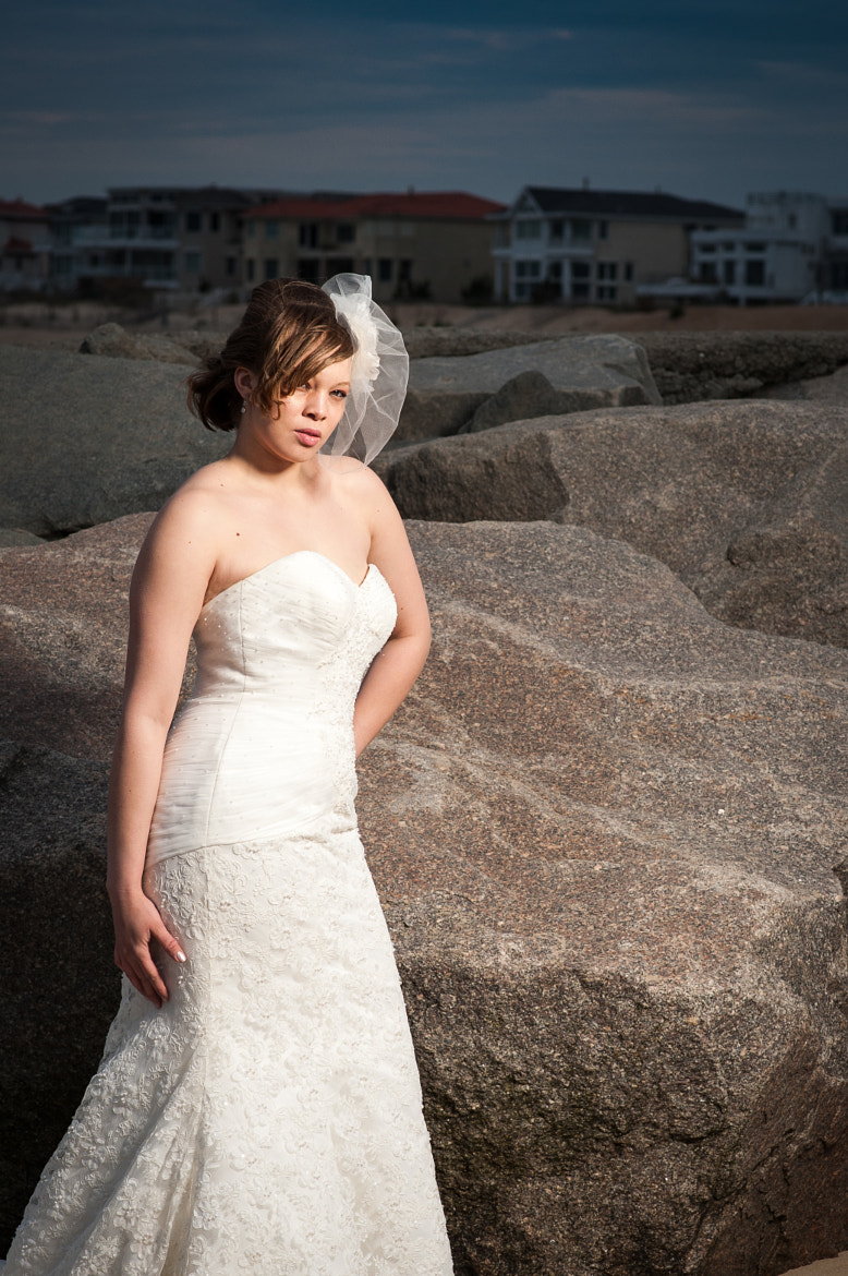 Photograph Beach Bridal by Algernon Parker on 500px