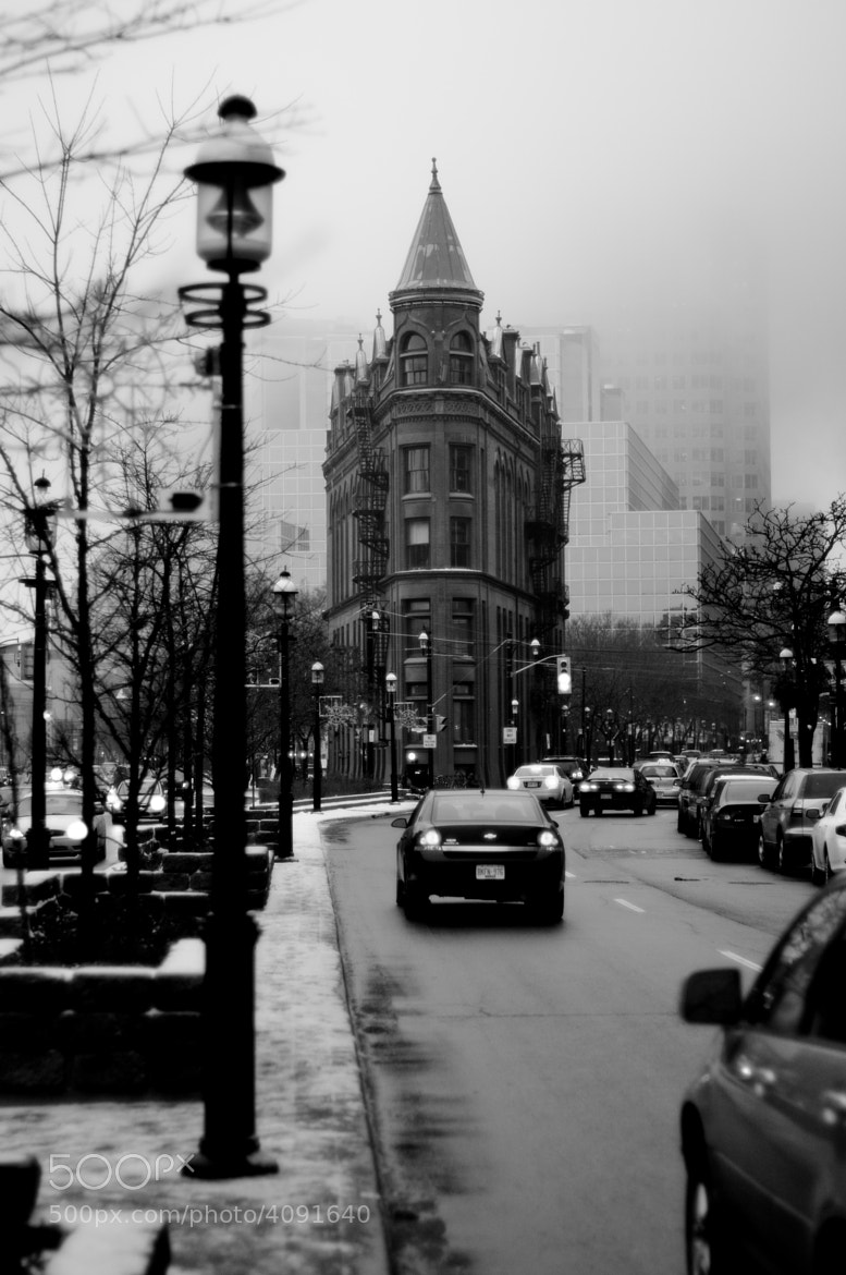 Photograph The Gooderham Building I by Jonathan Cox on 500px