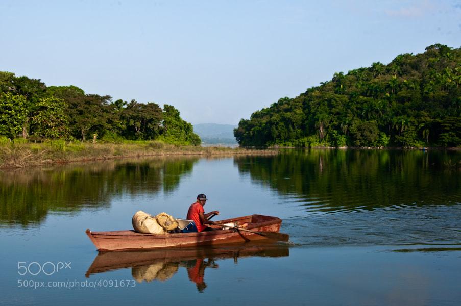 Photograph Hatillo Fisherman by Sandra Garip on 500px