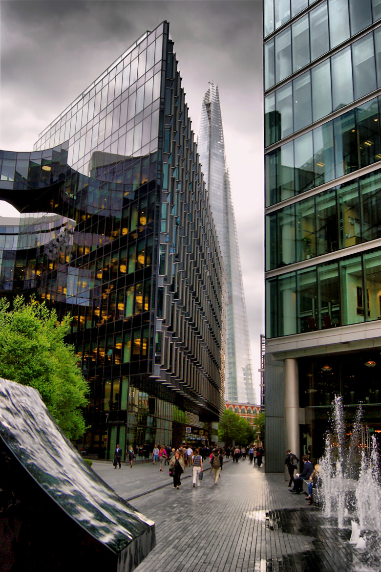 Photograph The Shard by Robin Dengate on 500px