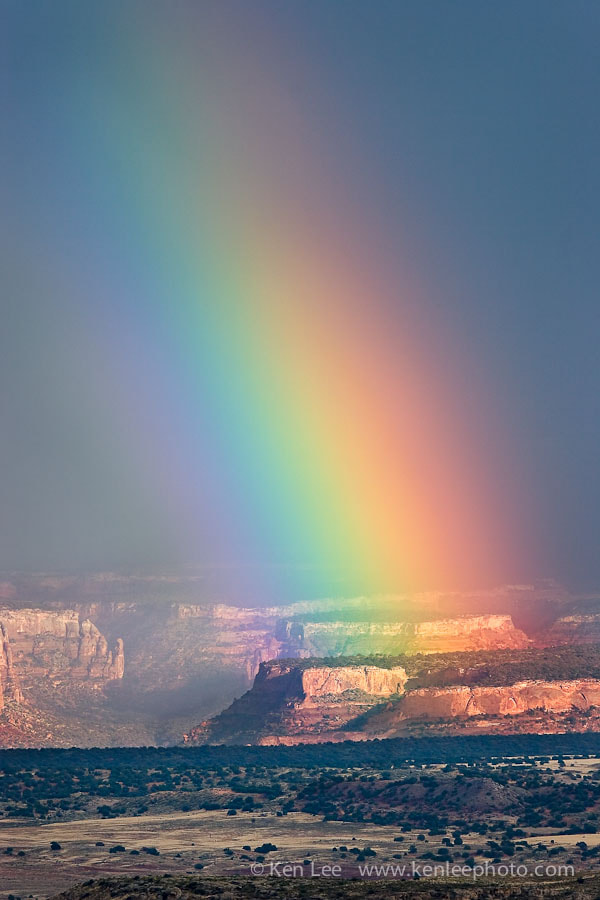 Photograph Desert Rainbow by Ken Lee on 500px
