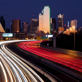Pulse of Dallas by Nagesh Mahadev (nageshm) on 500px.com