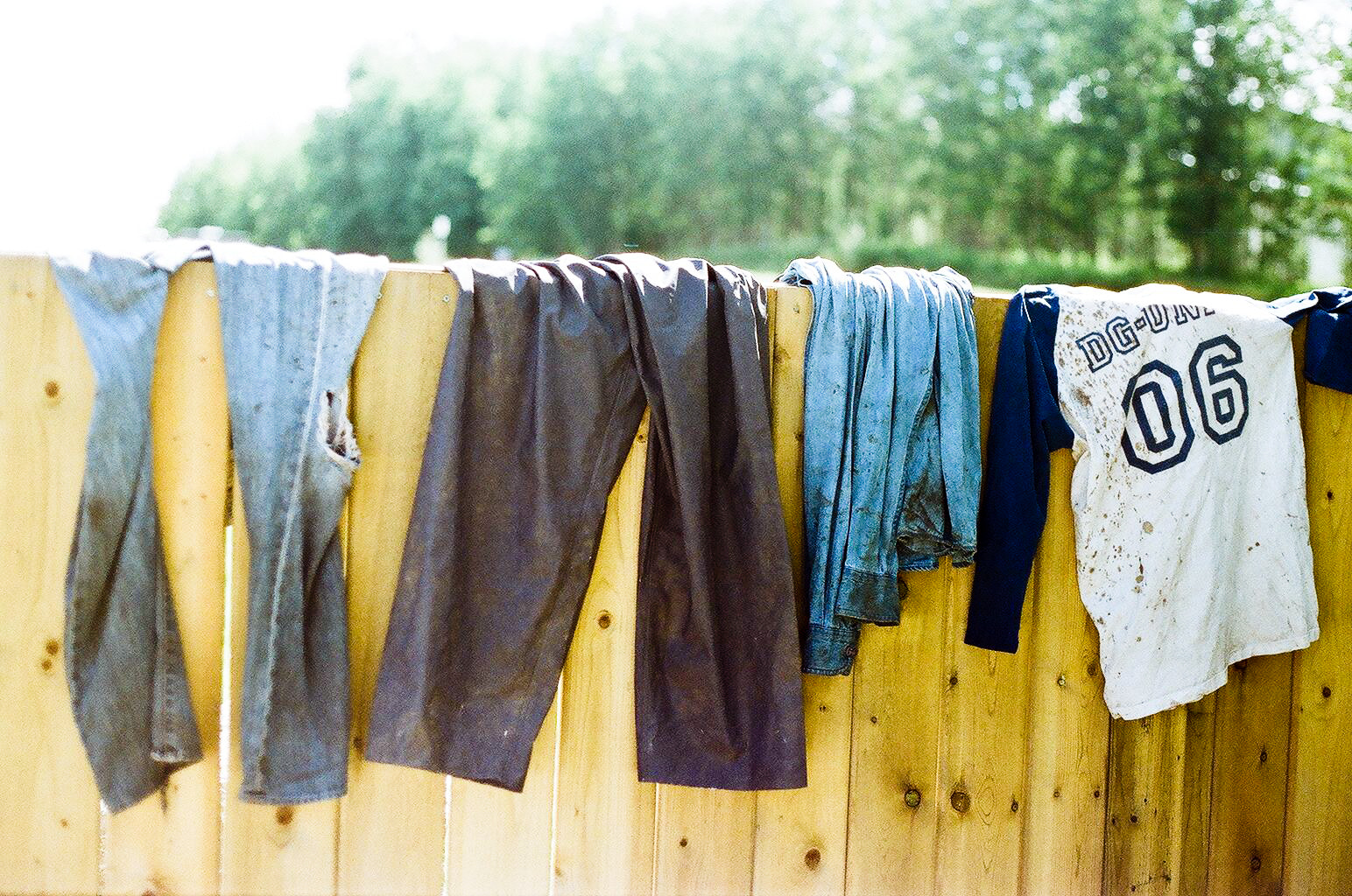 Photograph Drying In the Sun by Davin Gegolick on 500px