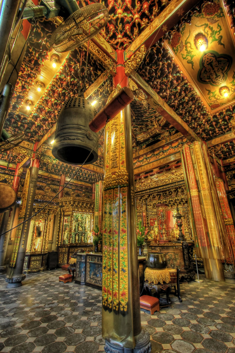 Photograph Longshan Temple (龍山寺) at Taipei by Danny Tan on 500px
