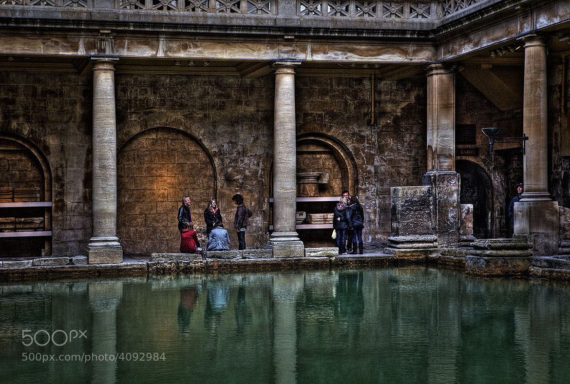 Photograph Bath by Carl Thompson on 500px