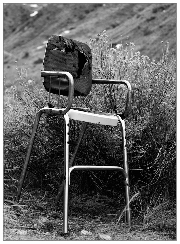 Photograph My First Chair by Aaron English on 500px