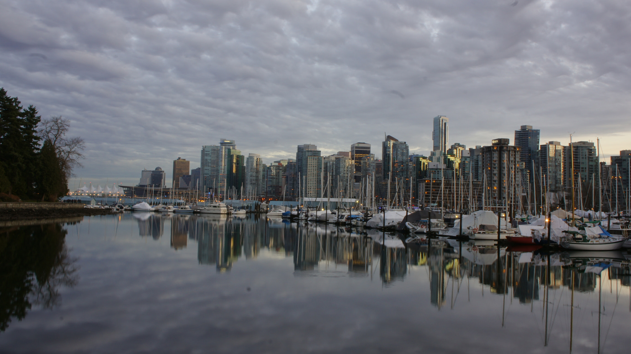 Photograph Vancouver Before Dusk by Martin Grančič on 500px