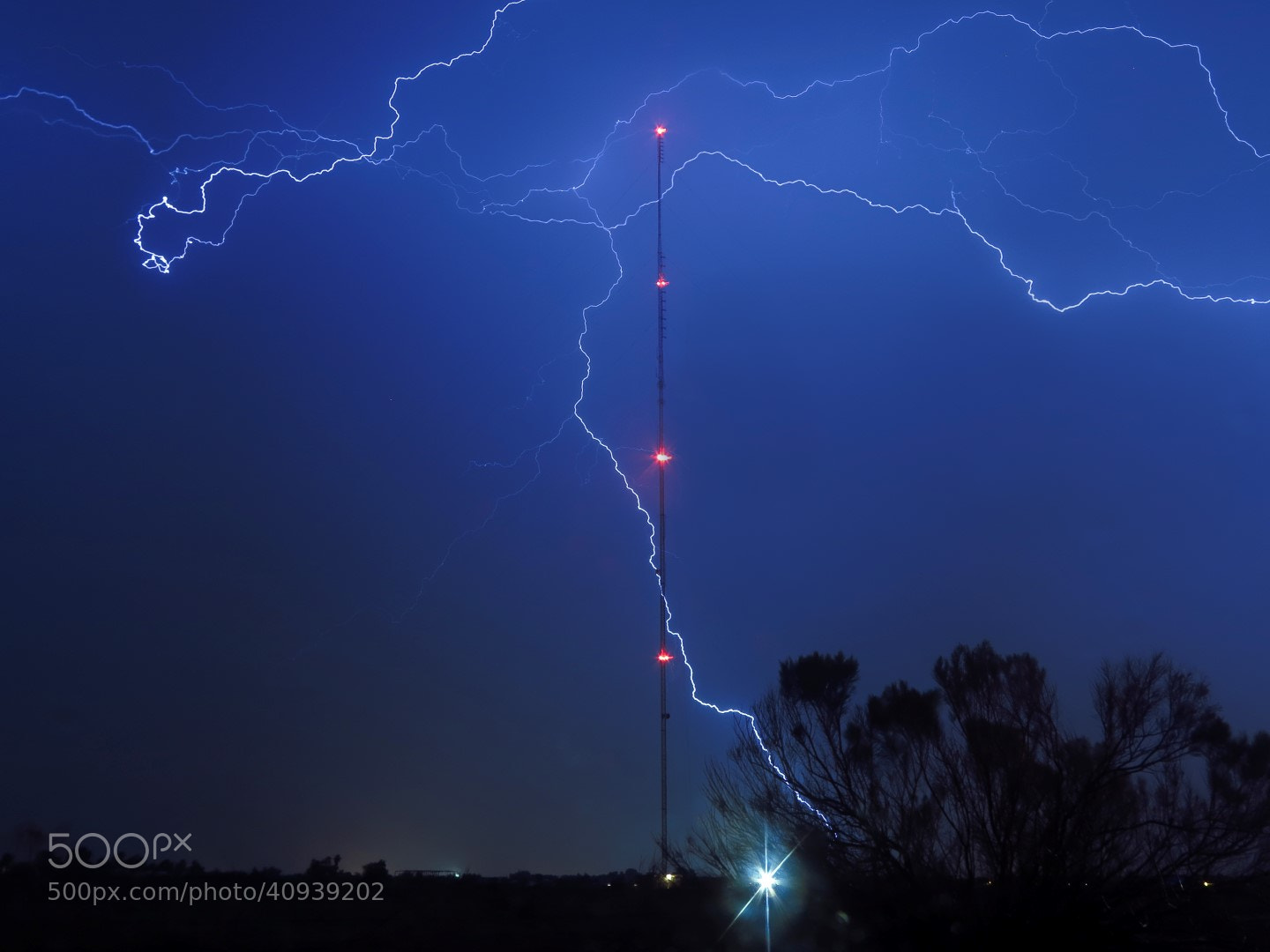 Photograph Radio Static by Norm Cooper on 500px