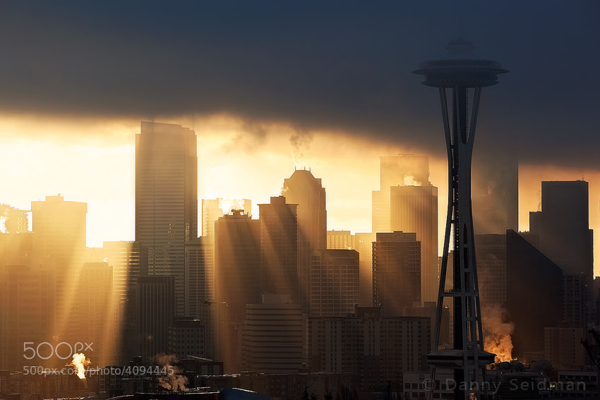 Photograph Morning Light by Danny Seidman on 500px