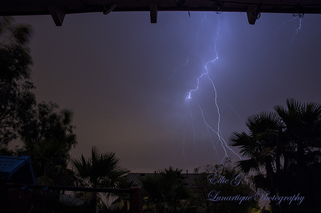 Photograph Monsoon Lightning 1 by Edie G. on 500px