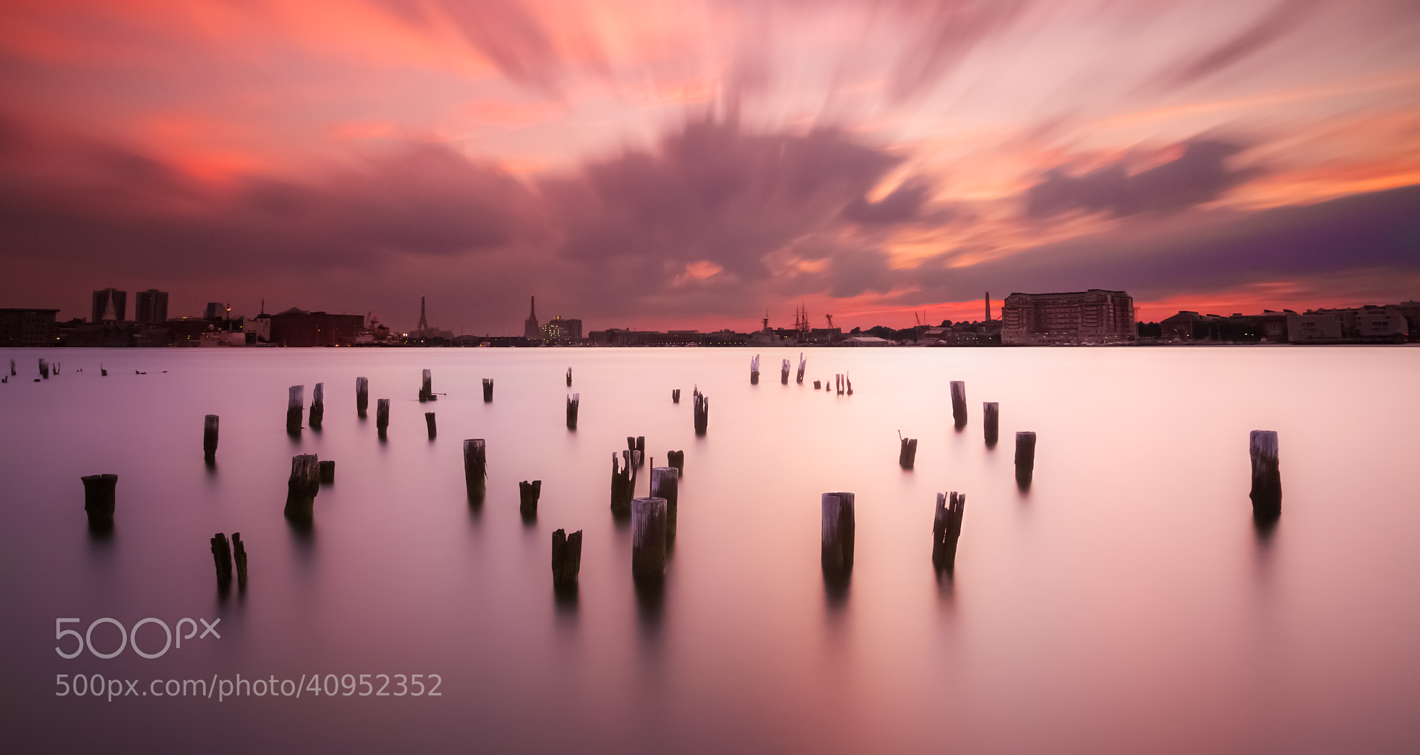 Photograph Old dock by Kerim Hadzi on 500px