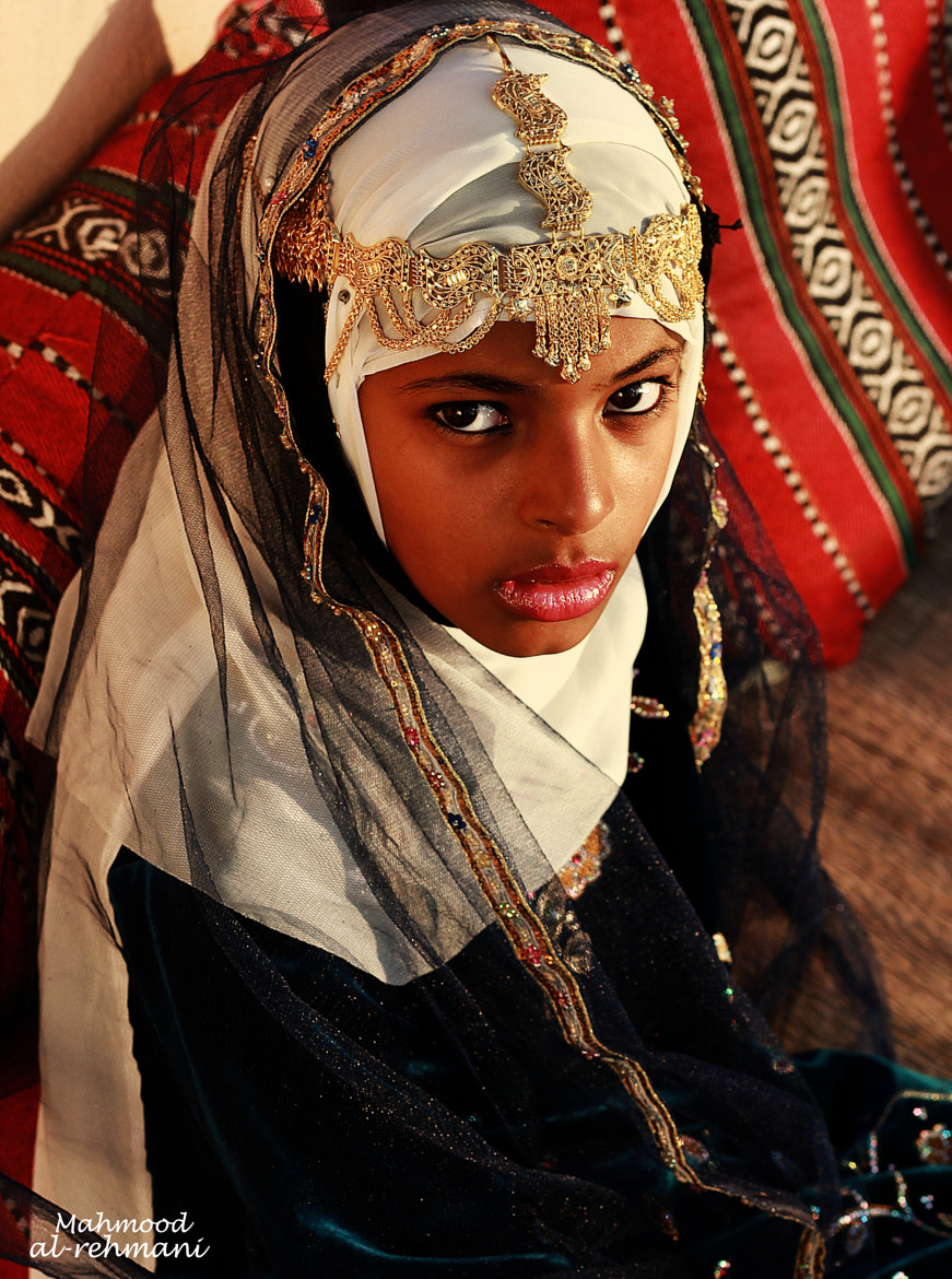 Photograph Traditional girl 1 by Mahmood Al-Rehmani on 500px