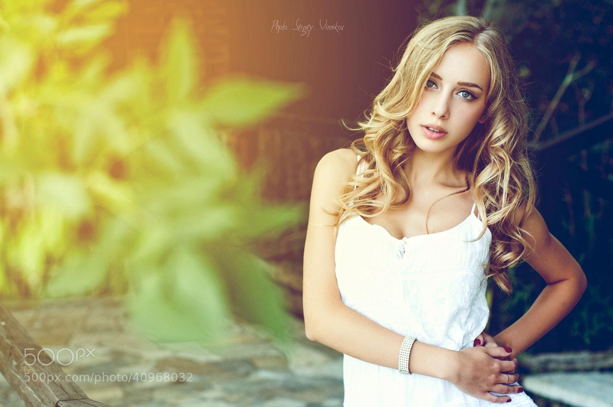 Photograph Olya by Сергей Винников on 500px