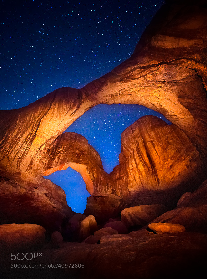Photograph Cosmic Window by Jesse Summers on 500px
