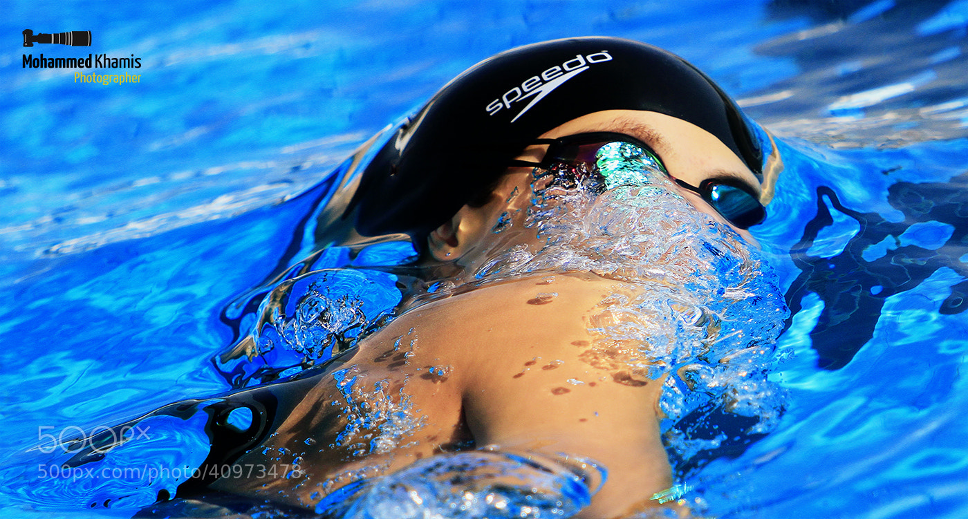 Photograph A mask of water ! by MOHAMMED KHAMIS on 500px