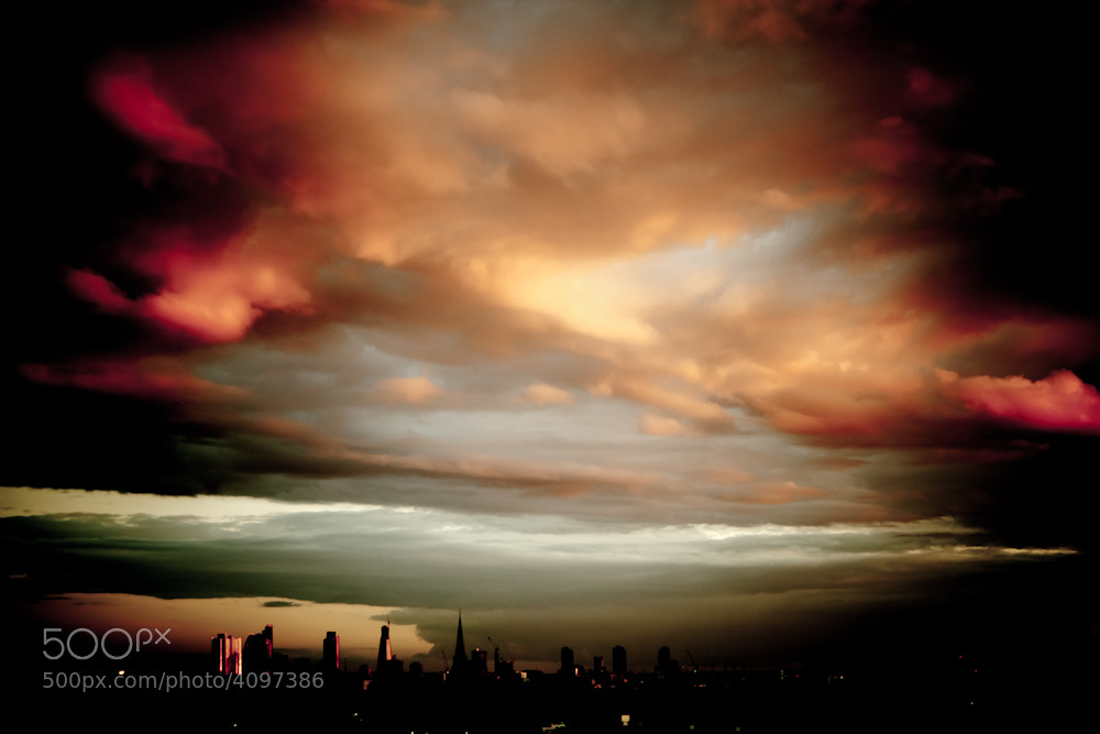 Photograph Clouds by insonia on 500px