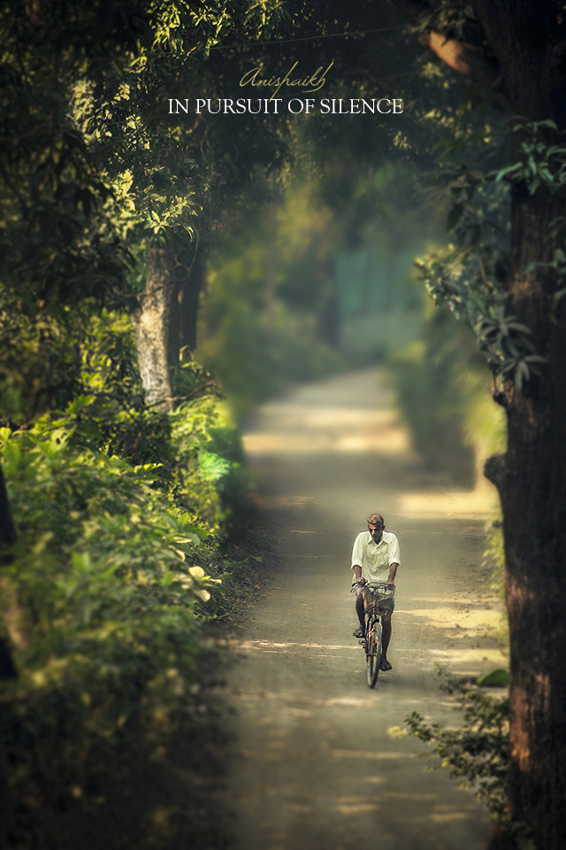 Photograph In Pursuit of Silence by Anis Shaikh on 500px
