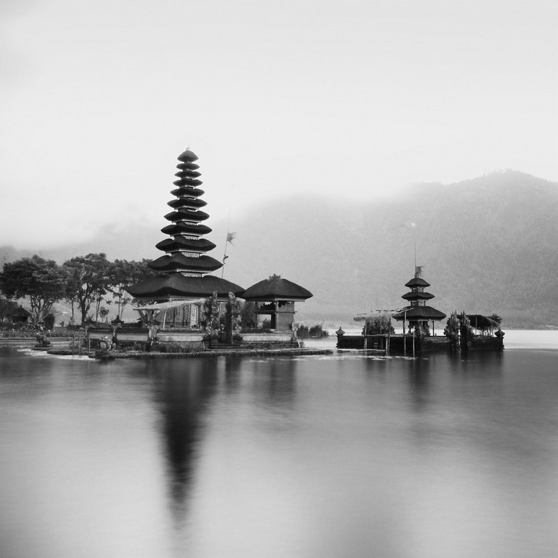 Photograph Temple in the water by ary yuniasti on 500px