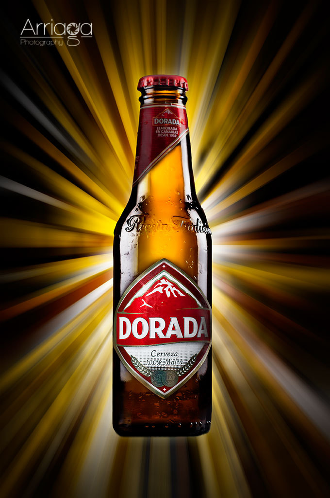 Photograph Cerveza Dorada by  arriaga_photography on 500px