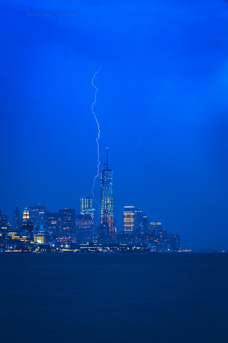 Photograph Stormy Downtown... by Braulio Cosme on 500px