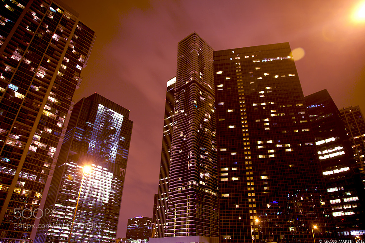 Photograph Chicago by Martin Gross on 500px