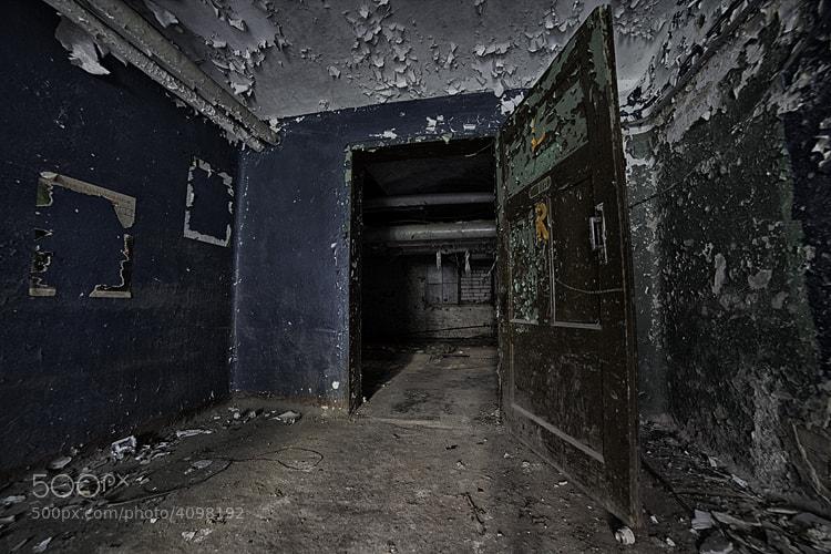 Photograph old sanatorium by Malte Kuchta on 500px