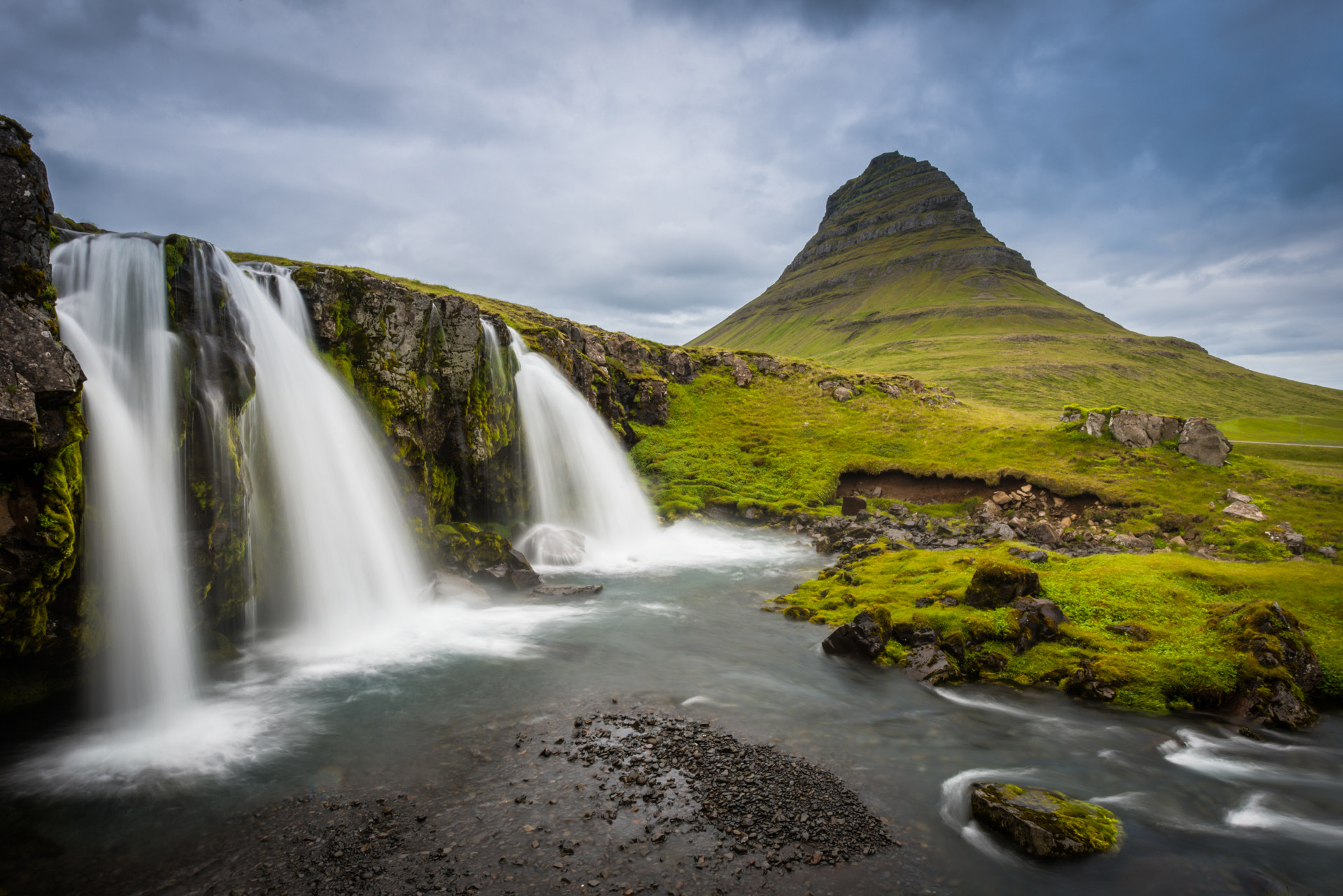 Photograph Kirkjufellsfoss by Simon Gelfand on 500px