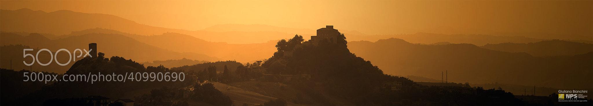 Photograph Rossena - Nikon D4 by Giuliano Bianchini on 500px