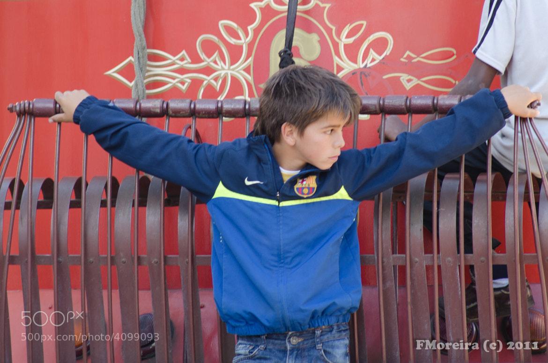 Photograph street kid by Fernando Moreira on 500px