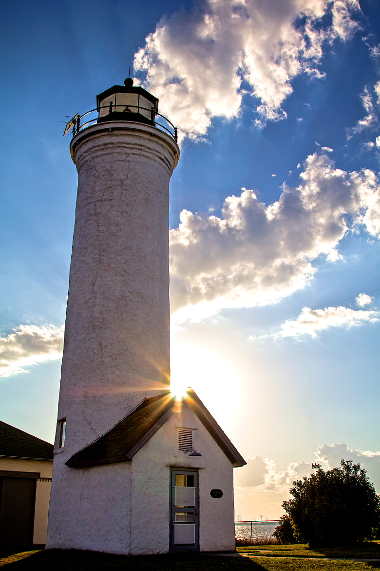 Photograph Lighthouse Upstate NY by Scott Nelson on 500px