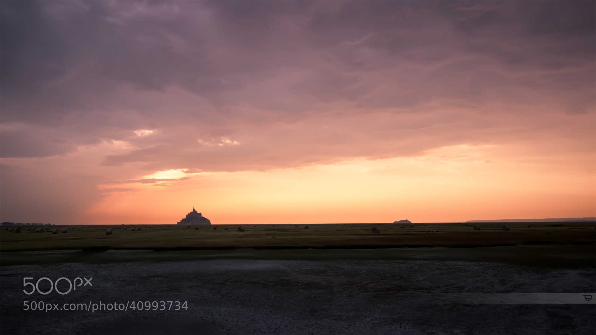Photograph | Le Mont Saint Michel | Manche | by Thomas MARIE on 500px