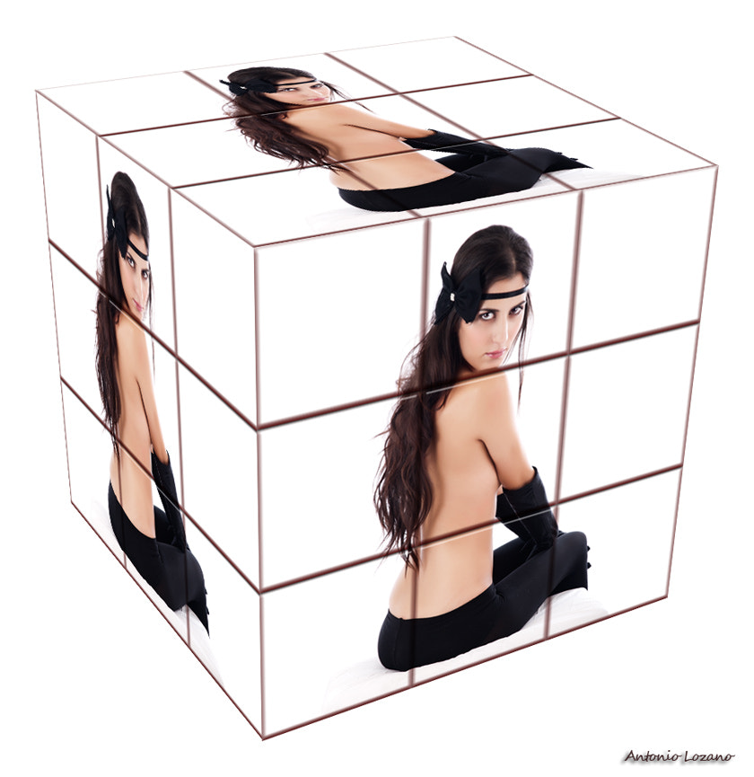 Photograph Rubik by Antonio Lozano on 500px